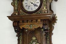 Alte Uhren - Clook