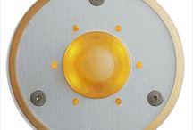 Round LED Doorbell