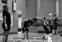 Kettlebell Sport / Kettlebell training and competitions