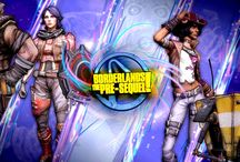 Borderlands The Pre-Sequel! / The 3rd installment to the Borderlands series. Gaming Borderlands The Pre-Sequel via gameplay videos, live streams, blogging and screenshots.