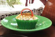 Saint Patricks Day Cupcakes!