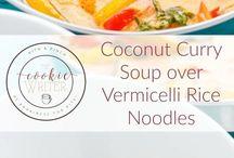 Zupy tajskie