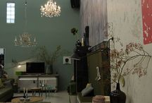 cozy spaces and interiors / by moondance wear