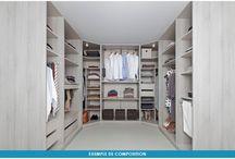 Dressing / Le dressing de vos rêves parmi notre sélection de meuble de fabrication française, dressing en I, dressing en U, dressing d'angle et même dressing sur-mesure.