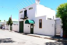 Horse and Mill Guest House / The guest house is situated in the centre of Colesberg, in a quite one-way street which runs parallel to the main road. The adjacent English-style Horse and Mill Pub and Restaurant is a beautifully restored coach house.   http://www.go2global.co.za/listing.php?id=1500&name=Horse+and+Mill+Guest+House