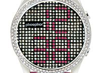 Women's Watches / Love what you see? Why thank you - it's all us! xo - Phosphor team / by Phosphor Watches