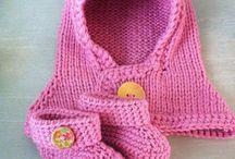 Conjuntos a crochet