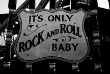 It's Only Rock-n-Roll... and other noise / Music is my love / by Tracey Wallace Bocksnick