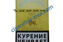 JIN LING cigarettes / JIN LING brand cigarettes