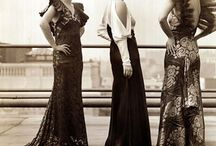 1930s {thirties fashion and style}