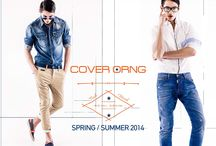 Cover dis cover denim / Cover ORNG