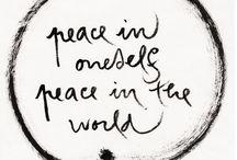 Peace / Moodj