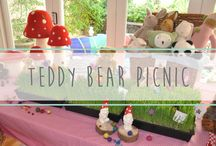 Fern and Maple Parties - Teddy Bear Picnic