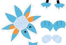 Paper poke