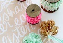 _gift wrapping_ / by Jennifer Pantozzi