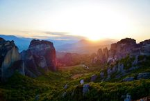 Meteora Greece / One of the most magical places in Greece