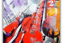 Tableaux Contemporains Abstrait  à acheter / Tous les tableaux sont réalisés avec soin directement dans mon atelier Parisien, chacune des oeuvres est unique et ne peut être reproduite à l'identique.  Chaque œuvre est accompagnée d'un certificat d'authenticité signé. Chaque œuvre est contresignée au dos et datée. Les toiles sont peintes à la main avec des peintures acryliques, des gels de mortier, des gels de structures...   En savoir plus : http://www.design-by-jaler.fr/produits/infos-qualite/ Pour commander : julie.jaler@gmail.com