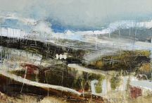 Landscape Artist Lewis Noble UK Derbyshire