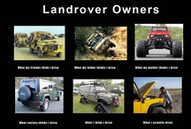 Land Rovers - One Life, Live it!