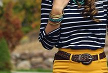 Fall and spring oufits