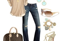 Cute outfits :) / by Becky Metko