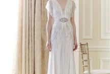 Jenny Packham / A collection of Jenny Packham dresses, real brides wearing Jenny Packham bridal gowns, and up-close views of her impeccable details.
