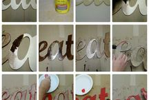 Crafting How-To's / Home Decor Crafting Tutorials