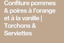Confitures