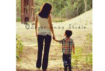 ensaio mãe e filho