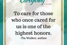 The Caregiving Circle / Products and services offered by The Caregiving Circle, LLC.
