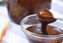 Ricette - Creme, ganache e condimenti dolci