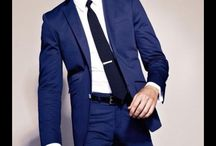 Navy/Royal Blue suits