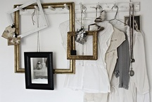 Old Picture Frames / by Carla Fuller