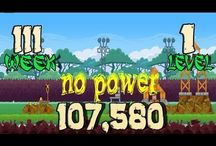 Angry Birds Week 111 all levels no power / Angry Birds Friends Tournament Week All Levels 3 star strategy High Scores no power up and powe up