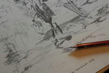 Huddersfield Art Gallery Lesson. Tutor - Catherine O'Sullivan.