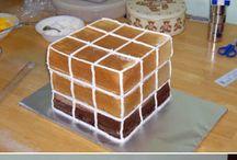 verrückte Kuchen