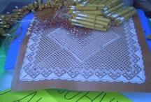 Bobbin lace / by Ana Evamarc
