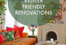 rent / by Kyndal Howard