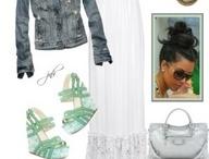 Fashion / by Evelyn Downey