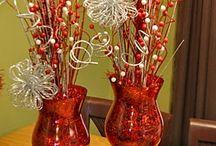 Holiday Decor ideas / by Kelly Cox Moody
