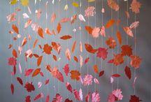 Thanksgiving ideas | Ideias para o Dia de Ação de Graças