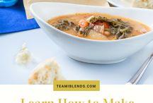 Soups, Salads & Dressing Recipes
