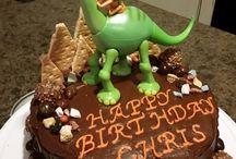 birthday cake ideas / by Cindy Ostler