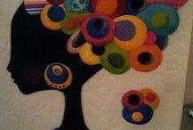 bolsos bordados o pintados