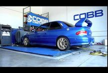 Subaru Impreza CG8
