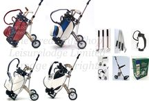 Golf Themed Gift Ideas / A Board showing some of the products sold by The Great Gift Shop with a Golf Theme