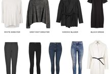 Chic Capsule & Travel Wardrobes / A curated group board to share your favorite capsule wardrobe ideas, outfit compilations, and travel capsules that help you pack light!