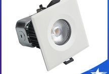 UL 4'' 9w IC rated dimmable COB downlight