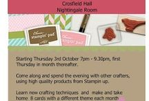 Stampin up events Hampshire / Details of Stampin up events in Hampshire