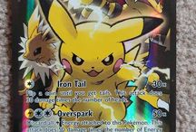 Pokemon kaarten die ik wil